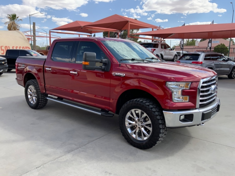 Ford F-150 2016 price $36,995