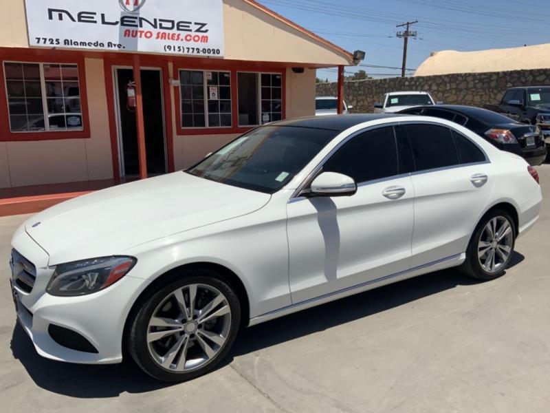 Mercedes-Benz C-Class 2015 price $26,995