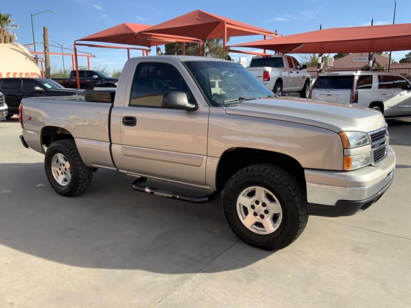 Chevrolet Silverado 1500 Classic 2007 price $19,995