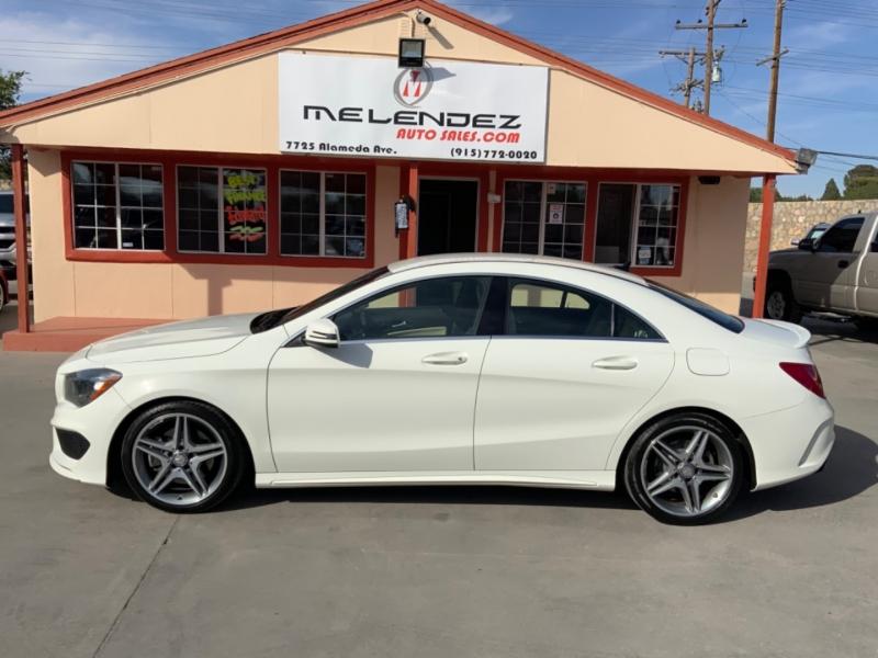 Mercedes-Benz CLA-Class 2014 price $22,995