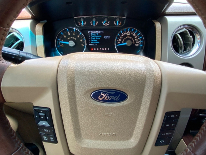 Ford F-150 2012 price $24,995