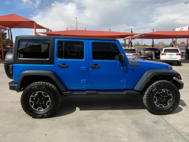 Jeep Wrangler Unlimited 2016 price $33,995