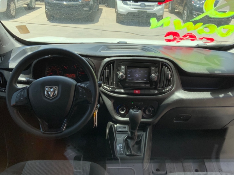 RAM ProMaster City Wagon 2018 price $21,995