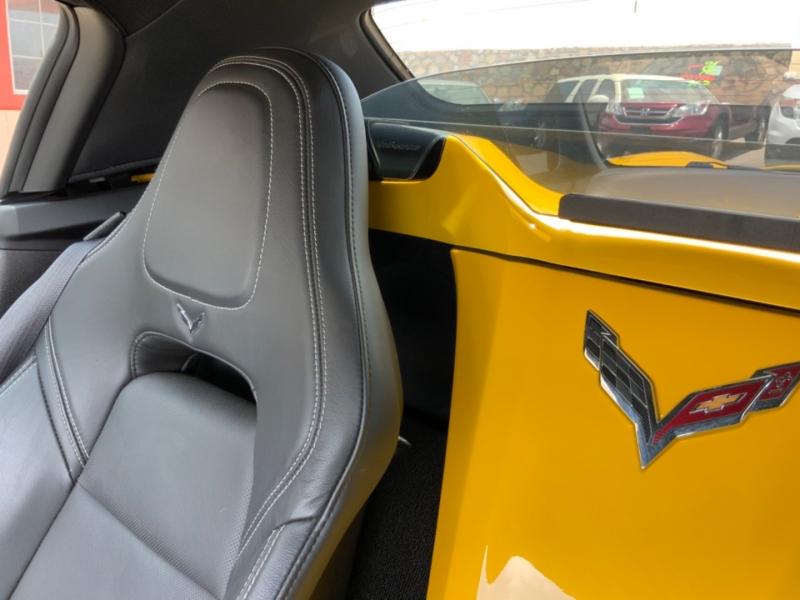 Chevrolet Corvette Stingray 2014 price $55,995