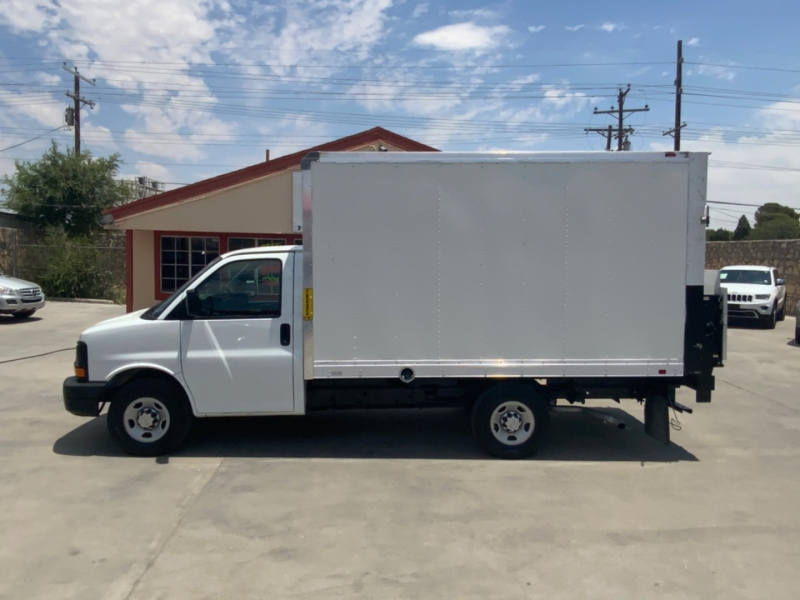 Chevrolet Express Commercial Cutaway 2016 price $21,995