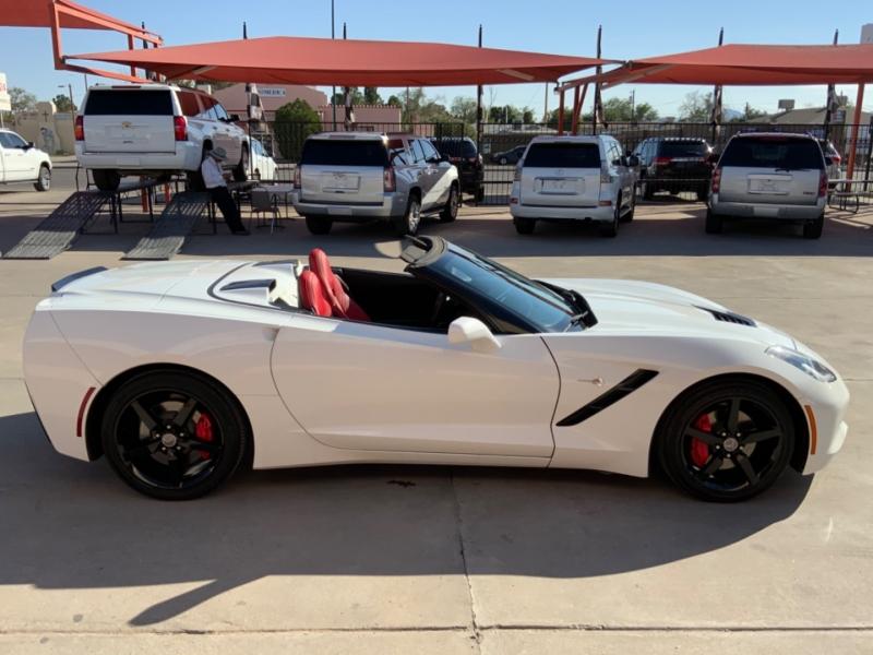 Chevrolet Corvette Stingray 2014 price $53,995