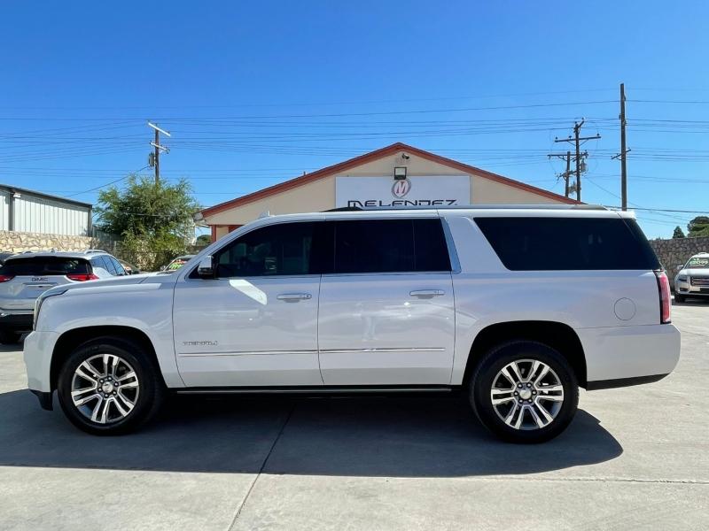 GMC Yukon XL 2017 price $48,995