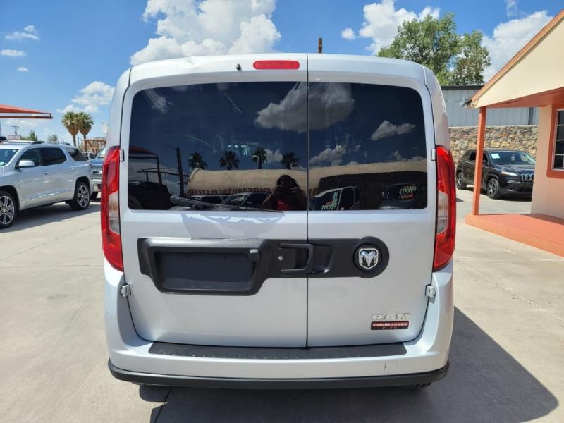 RAM ProMaster City Cargo Van 2017 price $16,995