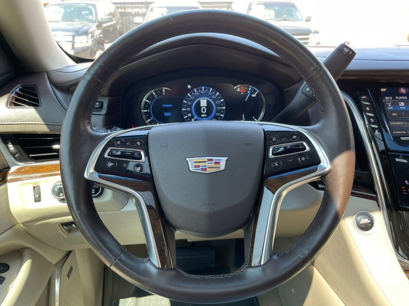 Cadillac Escalade 2017 price $49,995