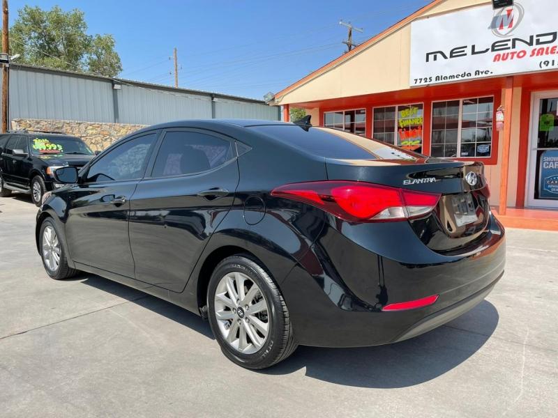 Hyundai Elantra 2015 price $13,995
