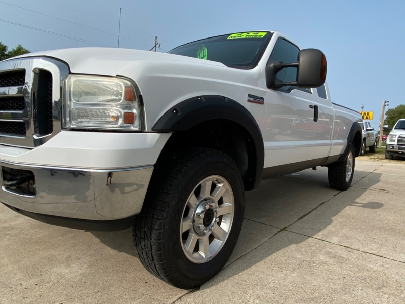 Ford Super Duty F-250 2006 price $7,900