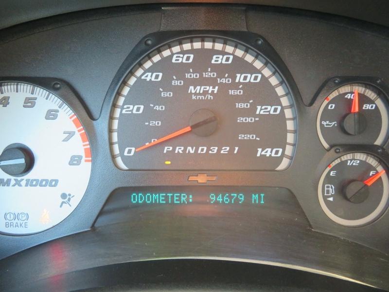 Chevrolet TrailBlazer 2006 price $13,900