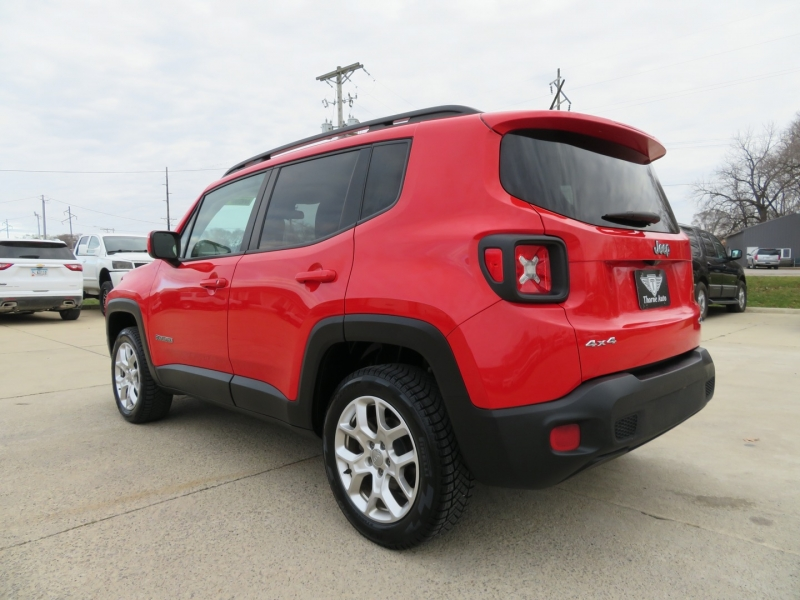 Jeep Renegade 2015 price $16,900