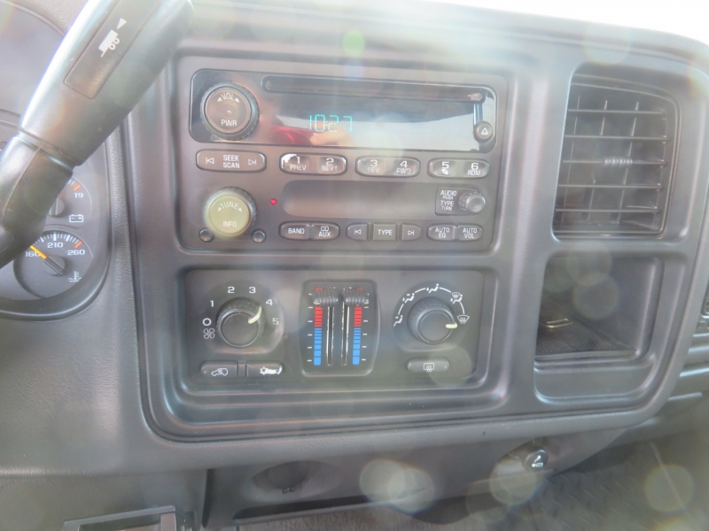 Chevrolet Silverado 1500 Classic 2007 price $8,900