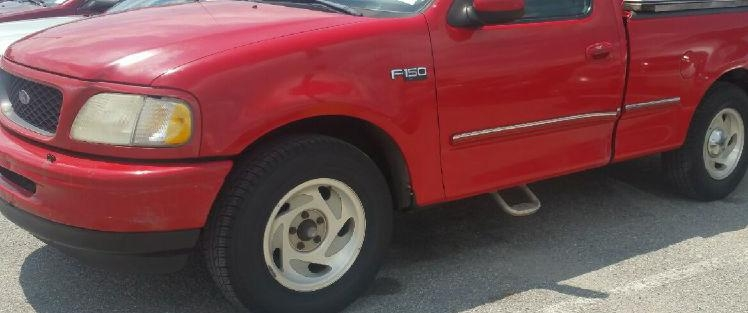 FORD F150 1998 price $2,400