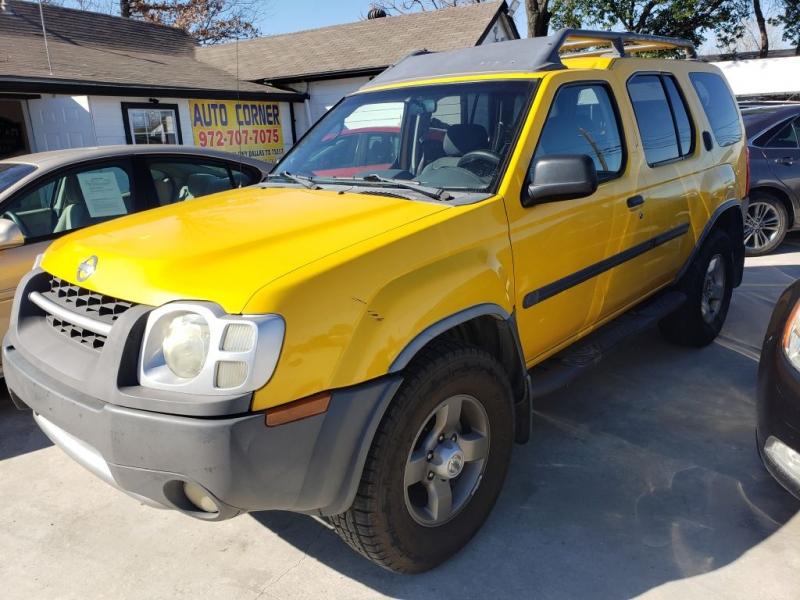 NISSAN XTERRA 2003 price $4,999