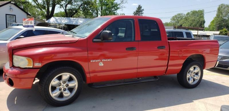 DODGE RAM 1500 2004 price $7,100