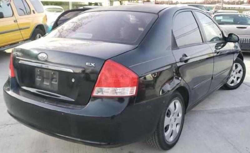 KIA SPECTRA 2007 price $2,500