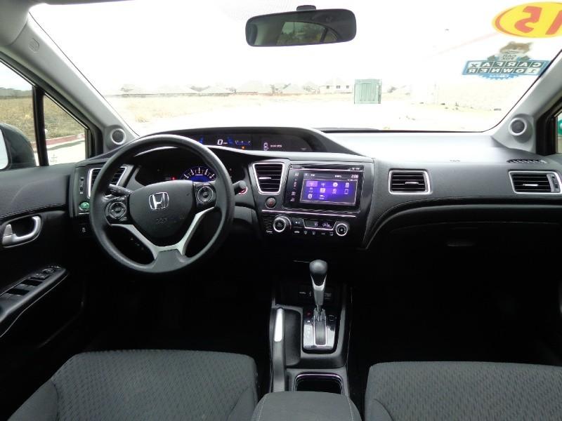 Honda Civic Sedan 2015 price $2,000 Down