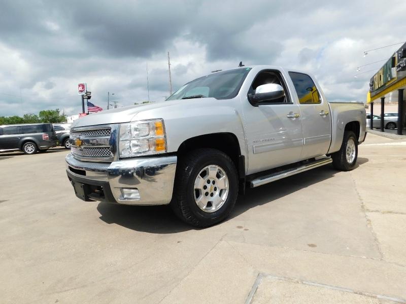 Chevrolet Silverado 1500 2013 price $2,500 Down