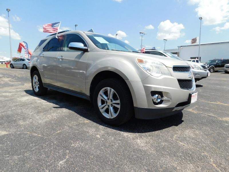 Chevrolet Equinox 2012 price $1,500 Down
