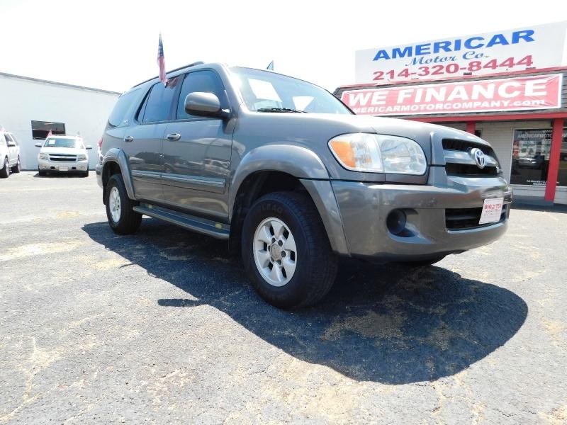 Toyota Sequoia 2007 price $1,500 Down