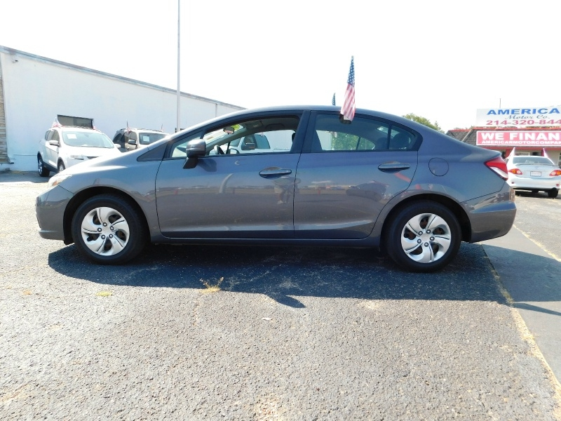 Honda Civic Sedan 2014 price $1,500 Down