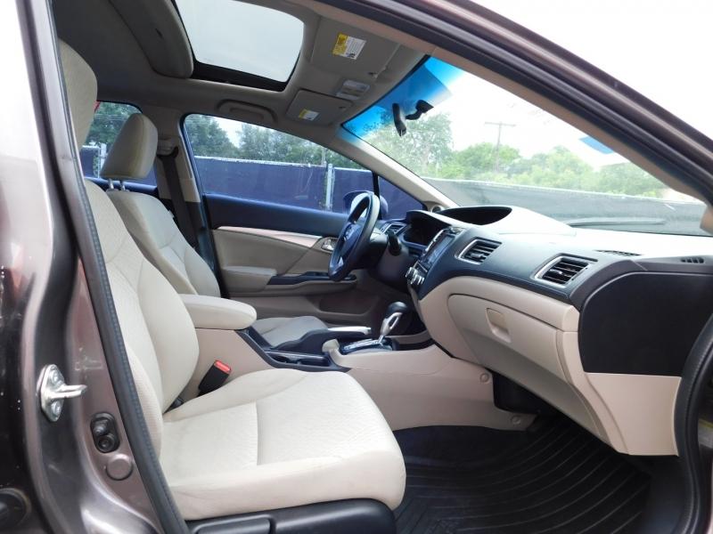 Honda Civic Sedan 2015 price $2,500 Down
