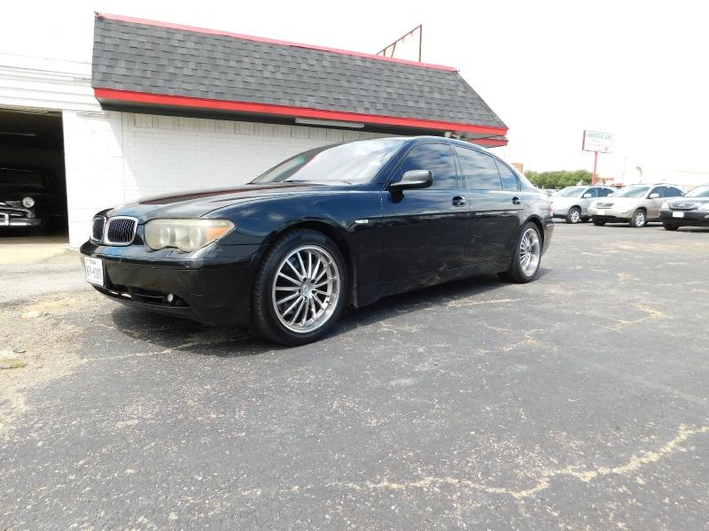 BMW 7-Series 2004 price $5,800 Cash