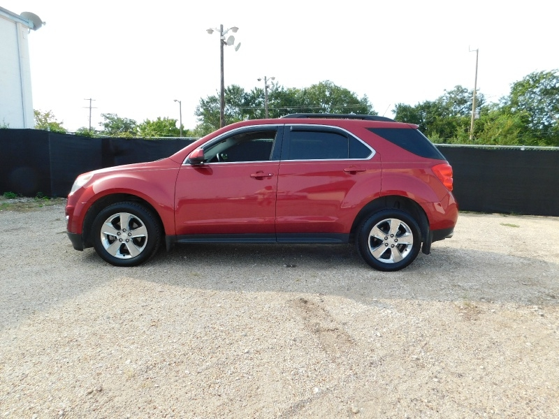 Chevrolet Equinox 2013 price $1,500 Down