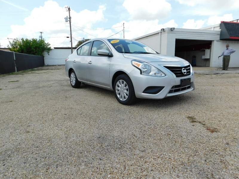 Nissan Versa Sedan 2019 price $1,500 Down