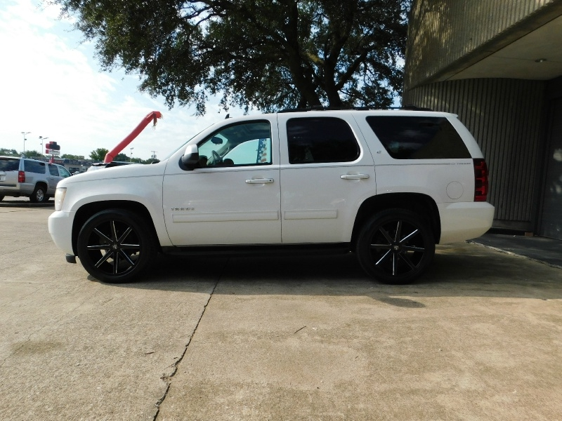 Chevrolet Tahoe 2012 price $3,000 Down