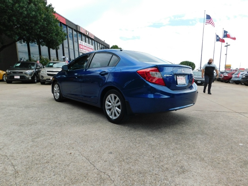 Honda Civic Sdn 2012 price $1,500 Down