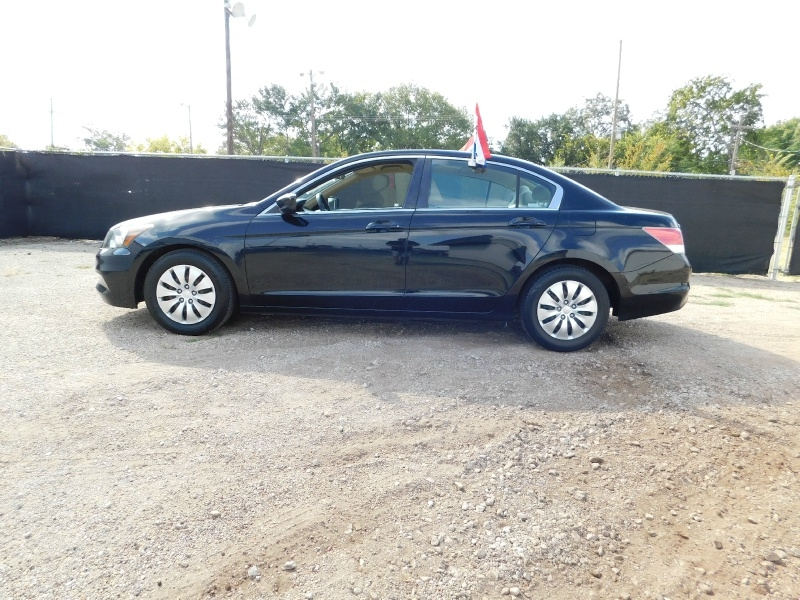 Honda Accord Sdn 2011 price $1,500 Down