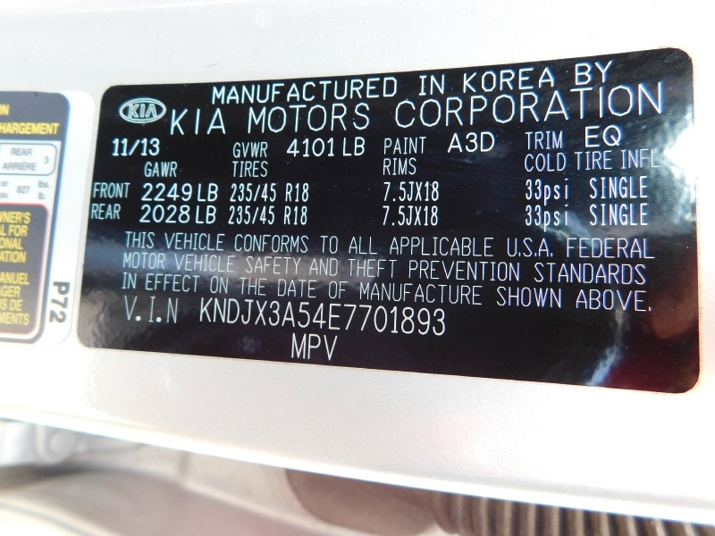 Kia Soul 2014 price $1,500 Down