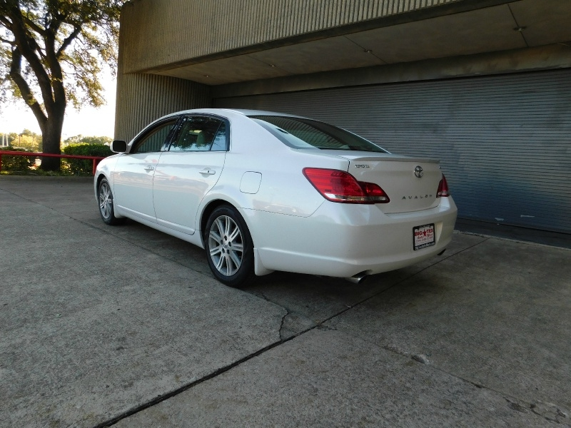 Toyota Avalon 2007 price $1,500 Down