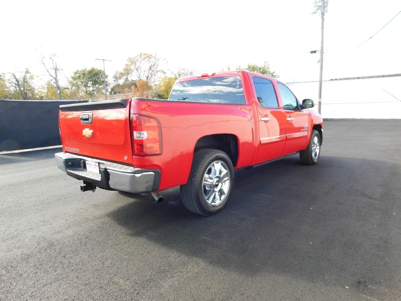 Chevrolet Silverado 1500 2013 price $4,500 Down