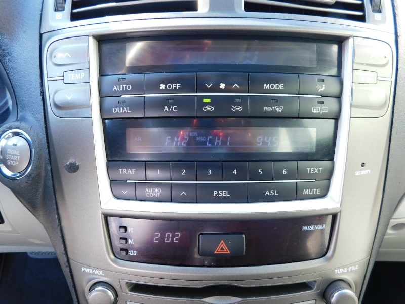 Lexus IS 250 2006 price $1,500