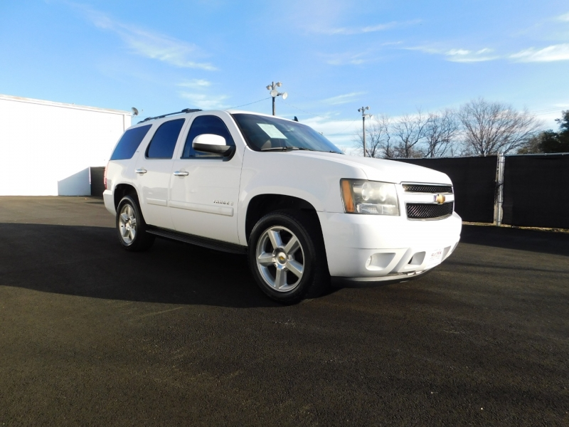 Chevrolet Tahoe 2007 price $2,000 Down