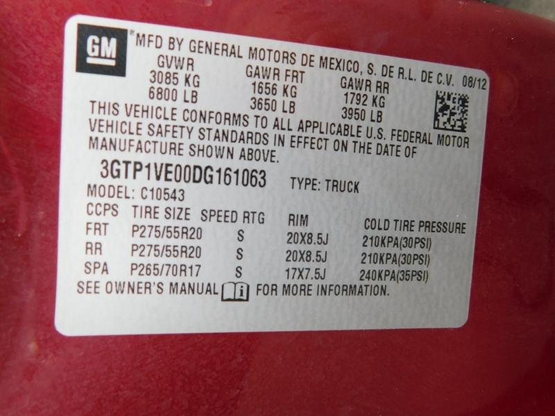 GMC Sierra 1500 2013 price $4,000 Down