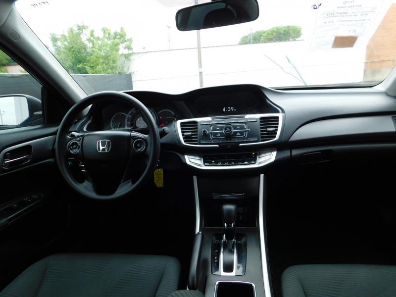 Honda Accord Sedan 2015 price $3,500 Down