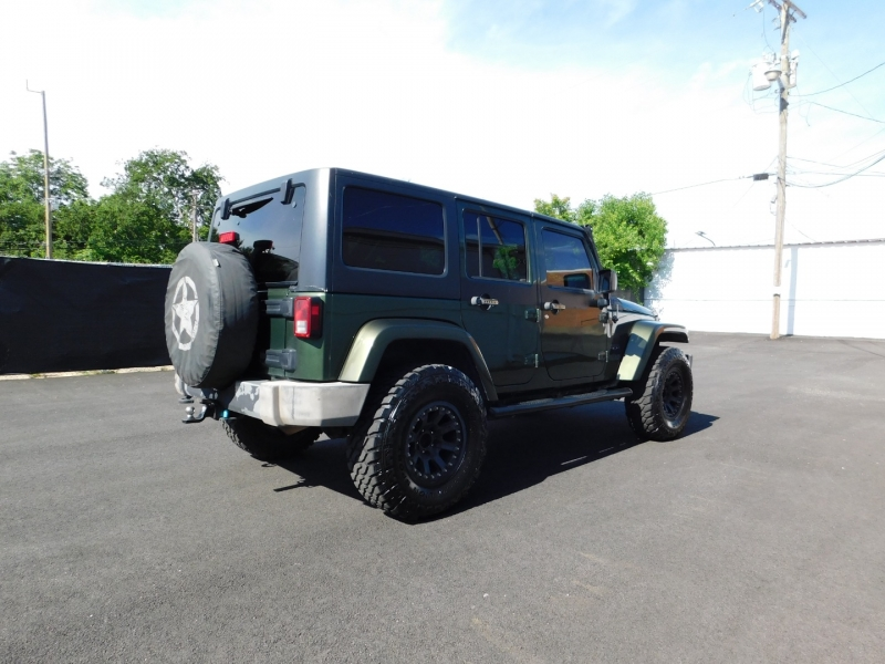 Jeep Wrangler Unlimited 2009 price $4,000 Down