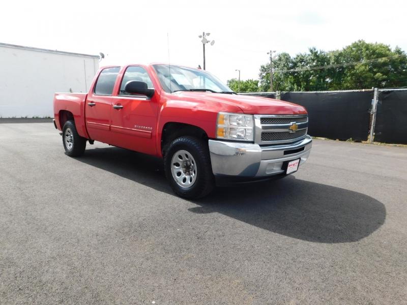 Chevrolet Silverado 1500 2012 price $4,500 Down