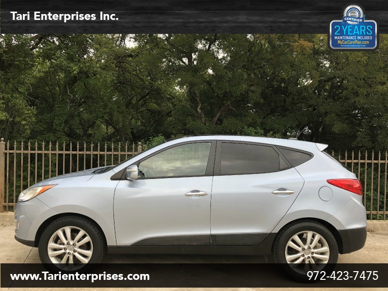 Hyundai Tucson 2012 price $7,900