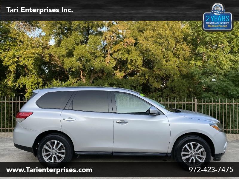 Nissan Pathfinder 2014 price $11,900