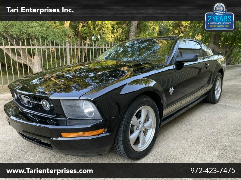 Ford Mustang 2009 price $7,900