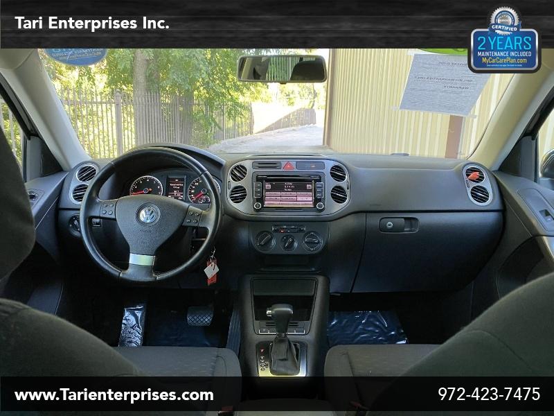 Volkswagen Tiguan 2010 price $7,900