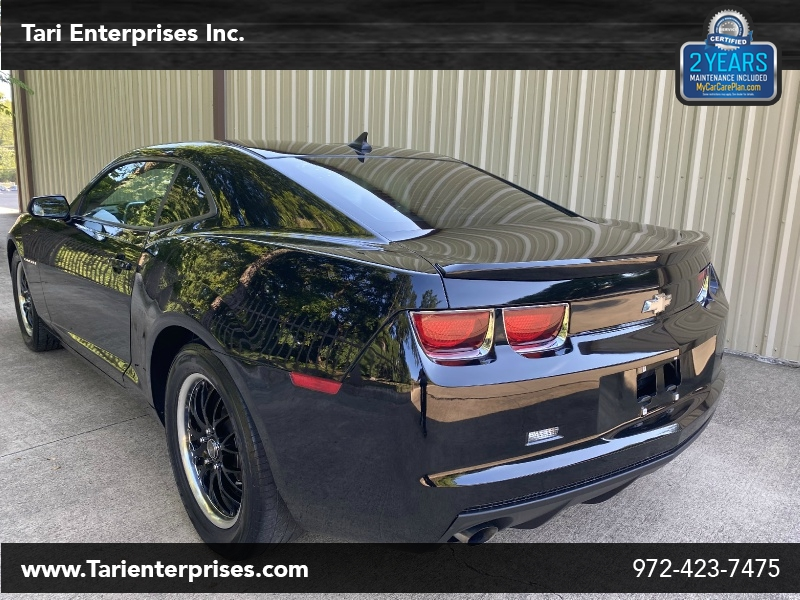 Chevrolet Camaro 2013 price $11,900