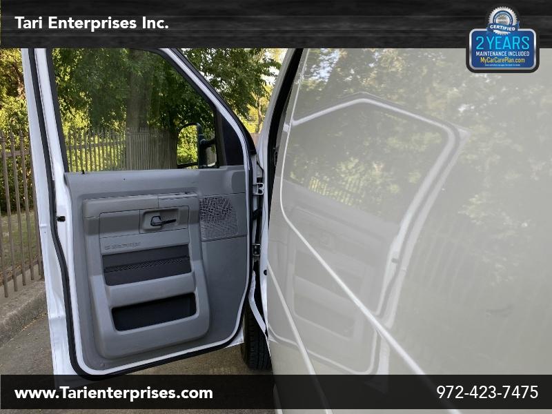Ford Econoline Cargo Van 2012 price $11,900