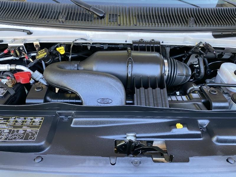 Ford Econoline Cargo Van 2012 price $12,900